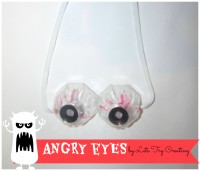 Popping Angry Eyes
