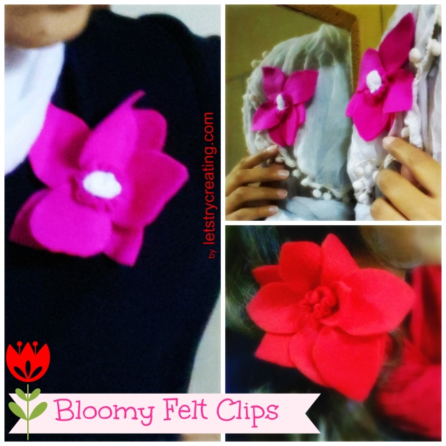 bloomy accessories